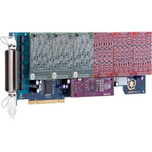 24 Port Analog PCI-Express Cards