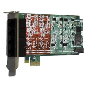 4 Port Analog PCI-Express Cards