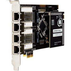 Eight Span Digital T1/E1/J1/PRI Cards