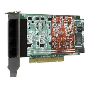 4 Port Analog PCI Cards