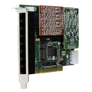 8 Port Analog PCI Cards